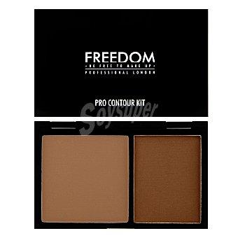 Freedom Paleta para contornos faciales Medium 1 ud