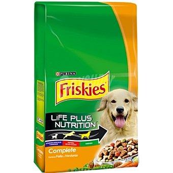 Friskies Purina Completo con pollo Adulto Paquete 10 kg