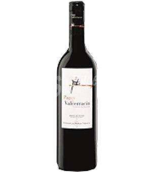 Pagos de Valcerracín Vino tinto Ribera del Duero Roble Botella de 75 cl