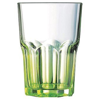 Luminarc Cracy Colors Vaso en color verde 40 cl 40 cl