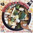 Directo a la sartén setas de cultivo con puerro y brócoli bol 350 g 350 g Frutobos