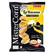 Chips maíz sabor la toscana Bolsa 90 gr Grefusa