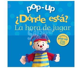 Bruño Pop-up ¿dónde está? La hora de jugar. vv.aa. Género: Infantil, Editorial