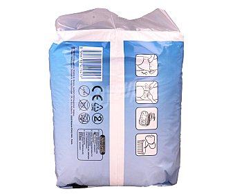 Auchan Pañal incontinencia talla mediana para adultos 12 unidades