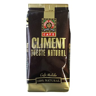 Climent Cafe molido natural superior Paquete 250 g