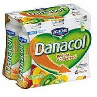 Danacol Danone Danacol para beber tropical 6 unidades de 100 g