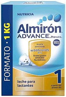 ALMIRON Leche lactantes 1 (a partir del primer día) Advance 1000 Gramos