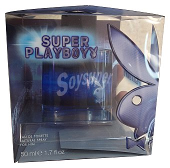Playboy Fragrances Fragancia de caballero 50 mililitros