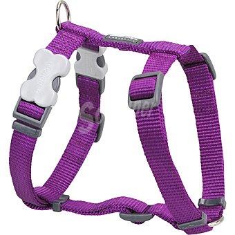 LICE Petral para perro color morado tamaño mediano 1 unidad