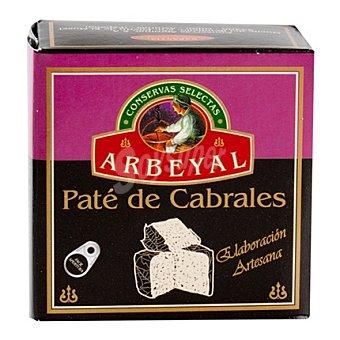 Consevas Agromar Paté cabrales arbeyal 100 grs p.bruto:135grs 100 g