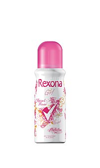 Rexona girl desodorante Tropical Power spray 150 ML