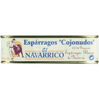 D.O. 13/16 piezas EL NAVARRICO Espárrago Lata 250 g