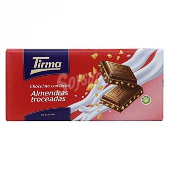 Tirma Chocolate con almendras trozo 150 g