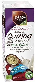Diet Rádisson Rabisson Bebida de quinoa y calcio 0% lactosa 1l