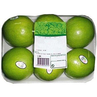 Manzanas granny smith peso aproximado Bandeja 1,2 kg