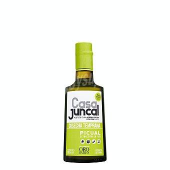 CASA JUNCAL Aceite oliva virgen extra Botella 500 ml