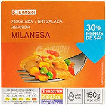 Eroski Ensalada Milanesa Lata 150 g