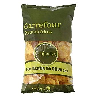 Carrefour Patatas fritas en aceite de oliva 150 g