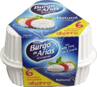 Burgo de Arias Queso mini ahorro 450 GRS