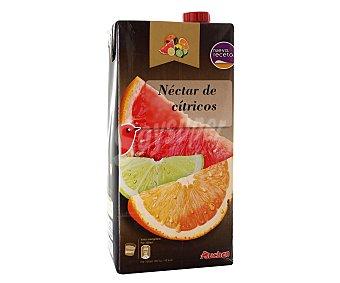 Auchan Néctar de frutas de cítricos, 2 litros