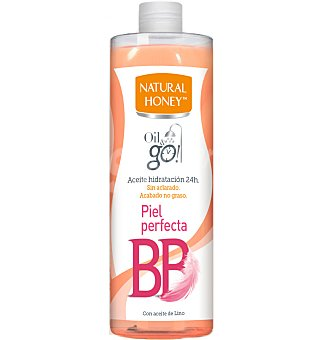 Natural Honey Aceite b&b sin aclarado 300 ml