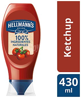 Hellmann's Ketchup bocaabajo 430 g