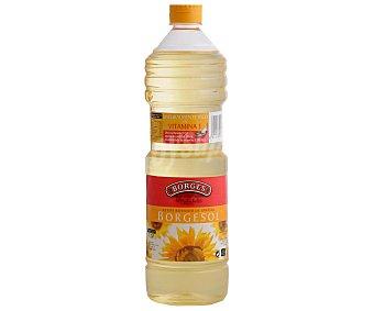 Borges Aceite de Girasol Borgesol botella 1 l