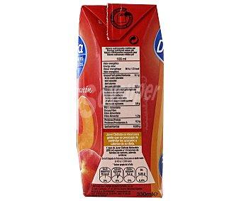 Juver-Disfruta Néctar sin azúcar disfruta melocotón Pack de 3x33 cl