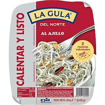 La Gula Del Norte Gulas al ajillo Pack 2 u x 125 g