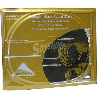 PRISMA NATURAL mascarilla facial negra con colágeno envase 60 g