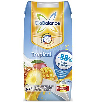 DiaBalance Pascual Zumo tropical  330 ml