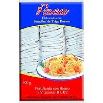 Paca Fideo canasto lazo grande 400 gr