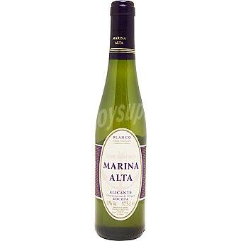Marina Alta Vino blanco D.O. Alicante botella 37,50 cl Botella 37,50 cl