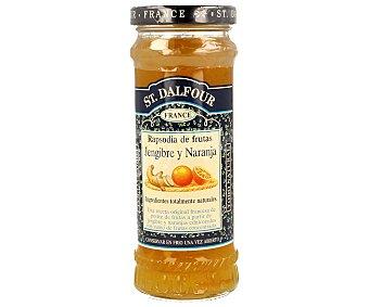 Sant dalfour Rapsodia de frutas naranja y jengibre Frasco 284 g