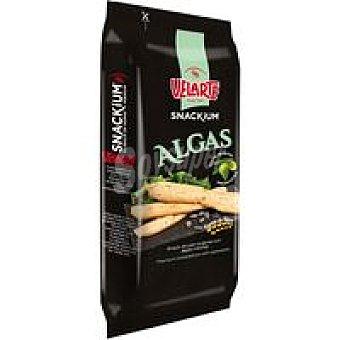 Velarte Snackium de algas bolsa 67 g