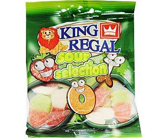 King Regal Surtido ácido Bolsa de 100 Gramos