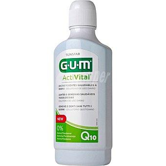 Gum activital Q10 colutorio para encías y dientes saludables Frasco 500 ml