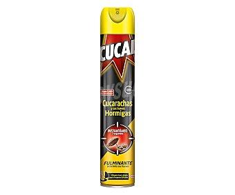 Cucal Spray para matar cucarachas y hormigas Spray 750ml