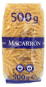 HACENDADO Macarrón pasta Paquete de 500 g