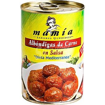 Mamía Albóndigas en salsa Lata 400 g