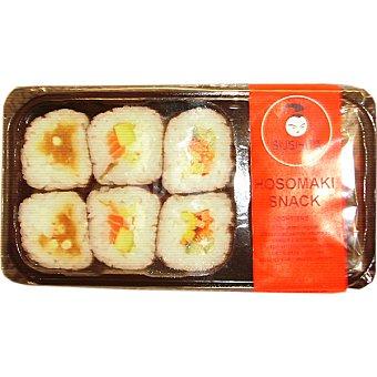 SUSHITA Snack Hosomaki Bandeja 6 unidades