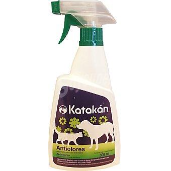 Antiolores de mascotas para neutralizar los olores de perros y gatos Spray 500 ml