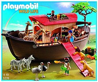 PLAYMOBIL Arca Llena de Animales Wild Life, Modelo 5276 1 Unidad