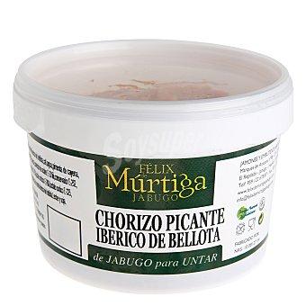 Félix de Murtiga Chorizo picante ibérico de jabugo Tarrina de 140 g