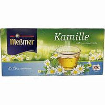 Mebmer Manzanilla 25 sobres (caja 37,5 g)