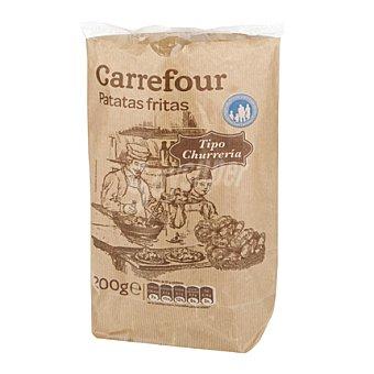Carrefour Patatas fritas tradicionales 200 g