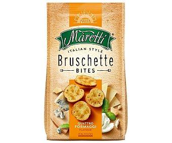 Maretti Bruschette 4 quesos 85 gr