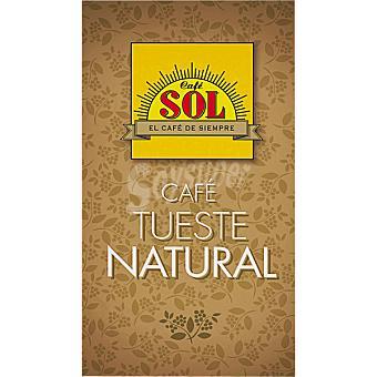 Sol Café natural molido Paquete 250 g