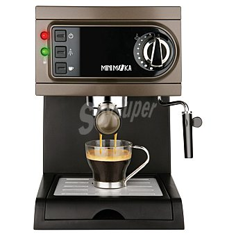 MINI MOKA Cafetera espresso manual Moka 1 Unidad