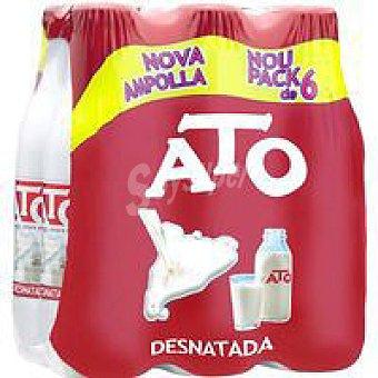 Ato Leche Desnatada Pack 6x1,5 litros